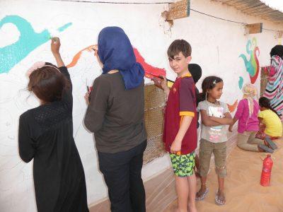 Ayuda al Pueblo Saharaui